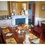 Cannara Bed and Breakfast - Malvern Breakfast room