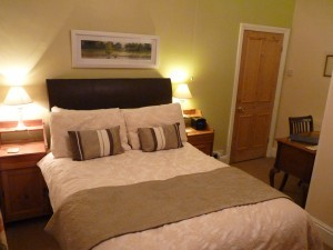 Cannara Bed and Breakfast - Malvern our Priory Double Room